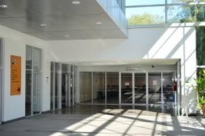 Sala de estudo externa