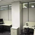 Sala para pessoas com deficiência visual