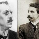 Olavo Bilac e Euclides da Cunha
