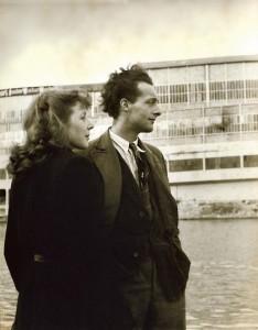 Dorine e André Gorz. Foto - Divulgação