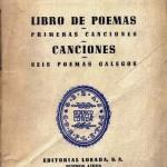 A edição de 1961 de García Lorca