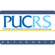 Cartão de estudante da PUCRS