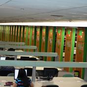 Espaços da Biblioteca Central