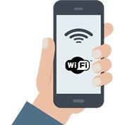 Acesso a rede wi-fi