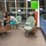 Foto da nova sala da Biblioteca Central da PUCRS. Foto: Bruno Todeschini – Ascom/PUCRS