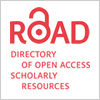 ROAD - Directory of Open Access scholarly Resources