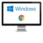 Configuração no Windows pelo Chrome