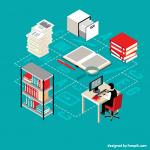 Recursos e serviços da Biblioteca Central